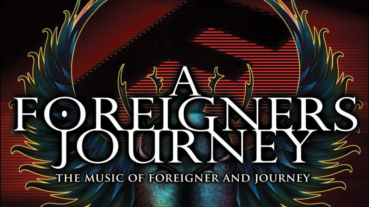 A Foreigner's Journey - CANCELLED