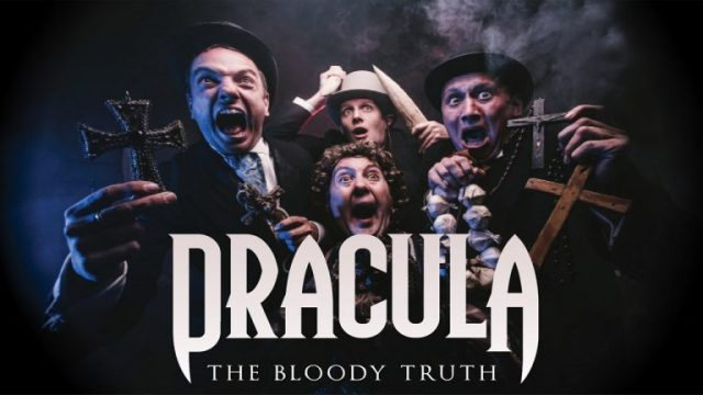 Dracula The Bloody Truth