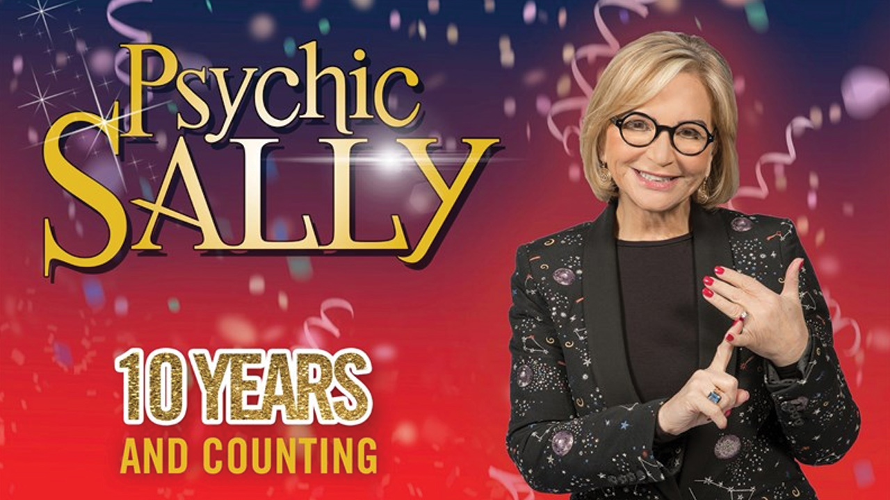 Psychic Sally - 10 Years & Counting
