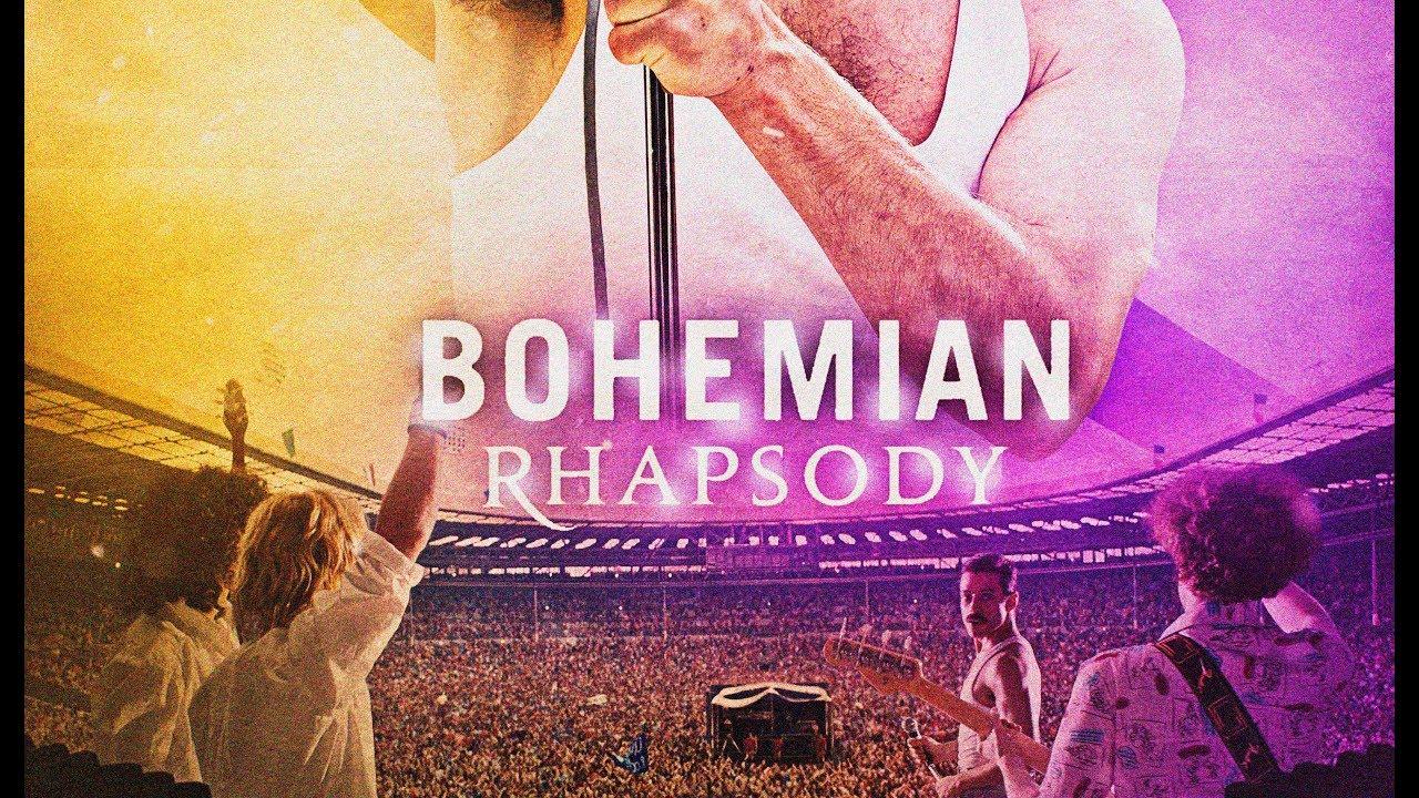 Bohemian Rhapsody - Gladstone Theatre Cinema Club