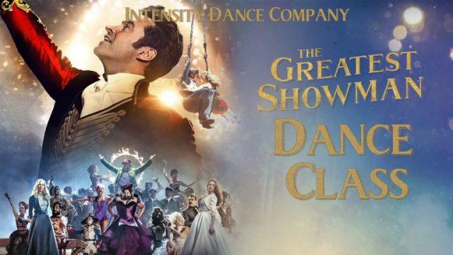 The Greatest Showman Dance Class