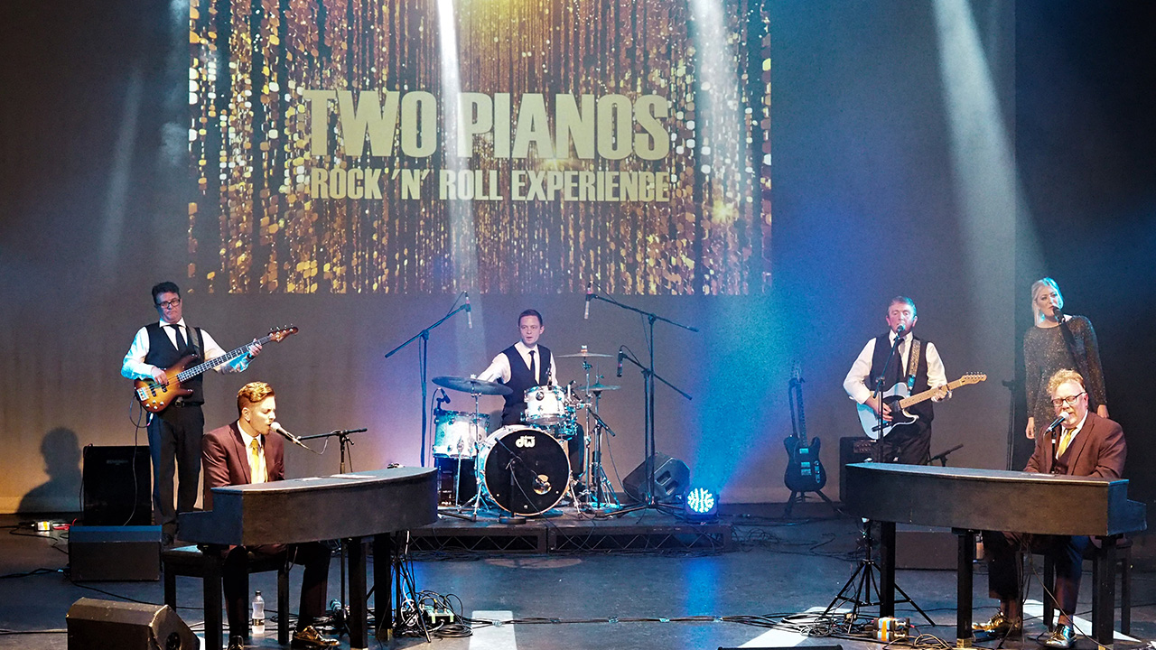 Two Pianos - Rock 'N' Roll Experience