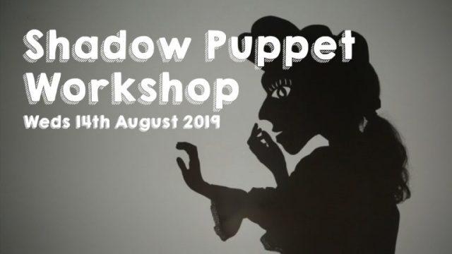 Shadow Puppet Workshop