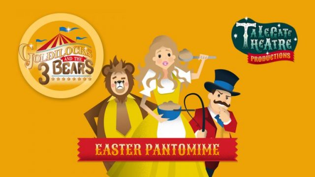 Goldilocks - The Pantomime! - NEW DATE