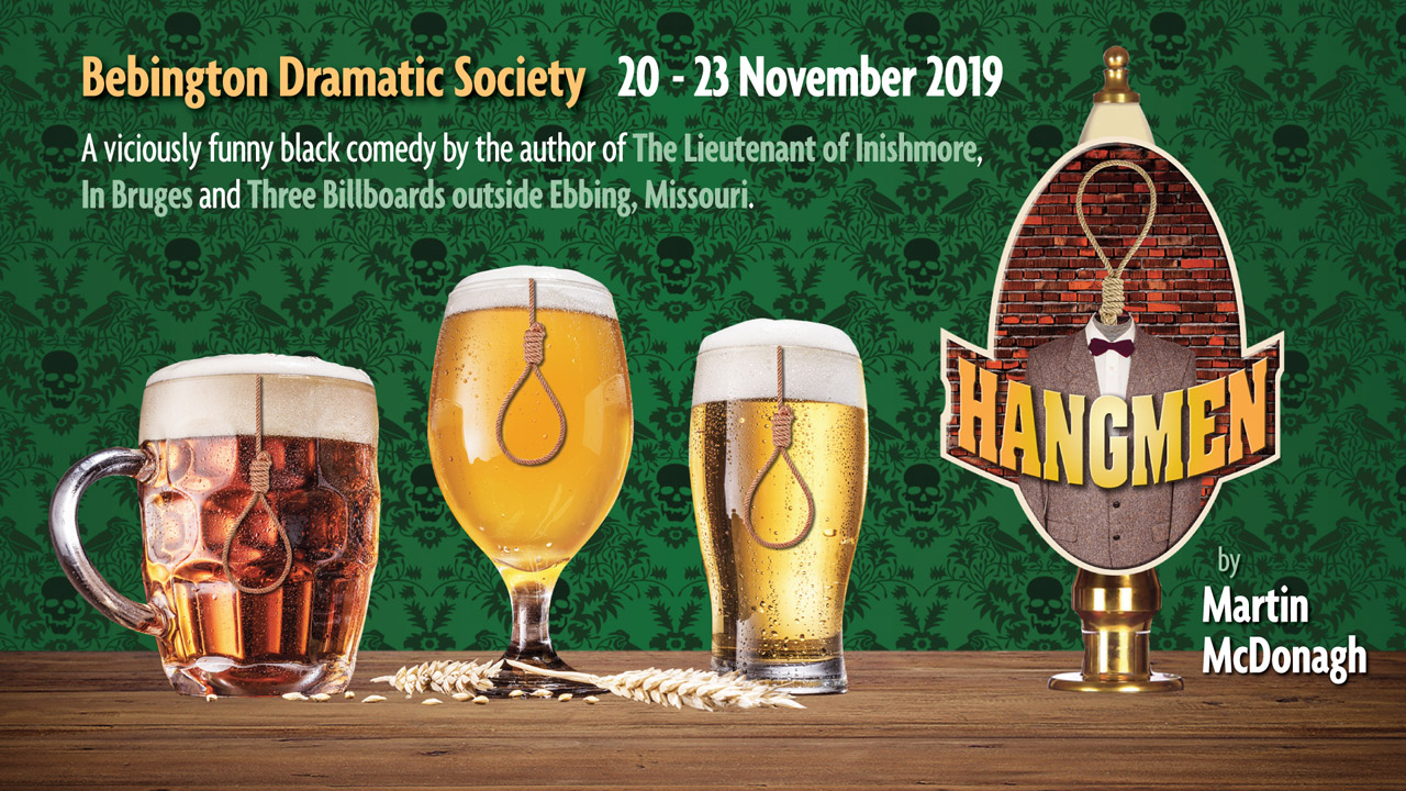 Hangmen - Bebington Dramatic Society