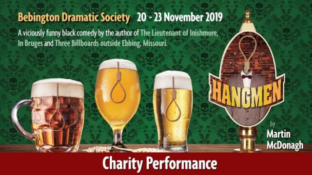 Hangmen - Charity Performance