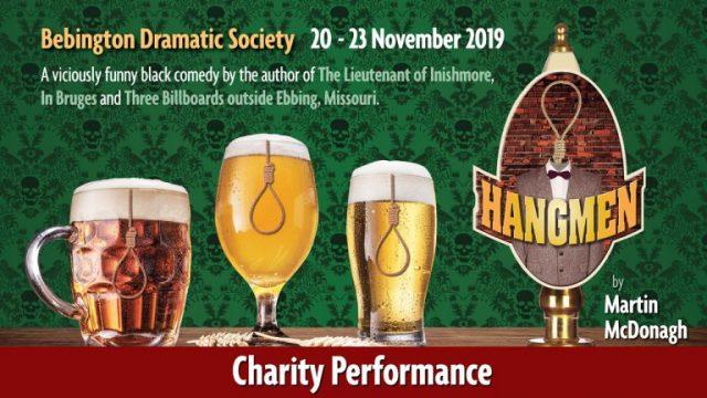 Hangmen - Charity Performance