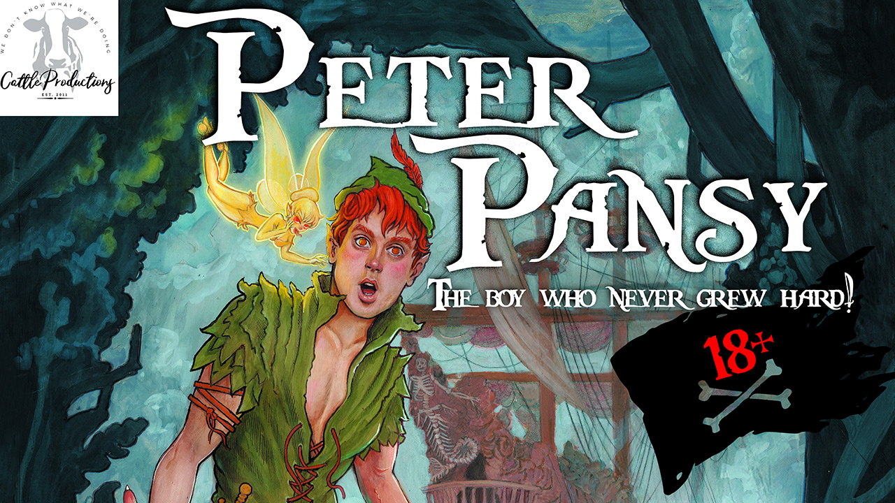 Peter Pansy – The Boy Who Never Grew Hard