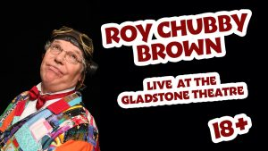 Roy Chubby Brown - NEW DATE