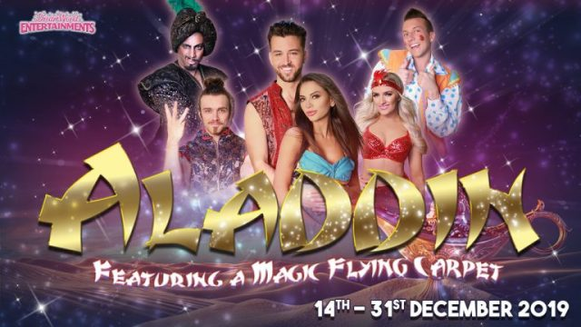 Aladdin - A Magical Pantomime Adventure