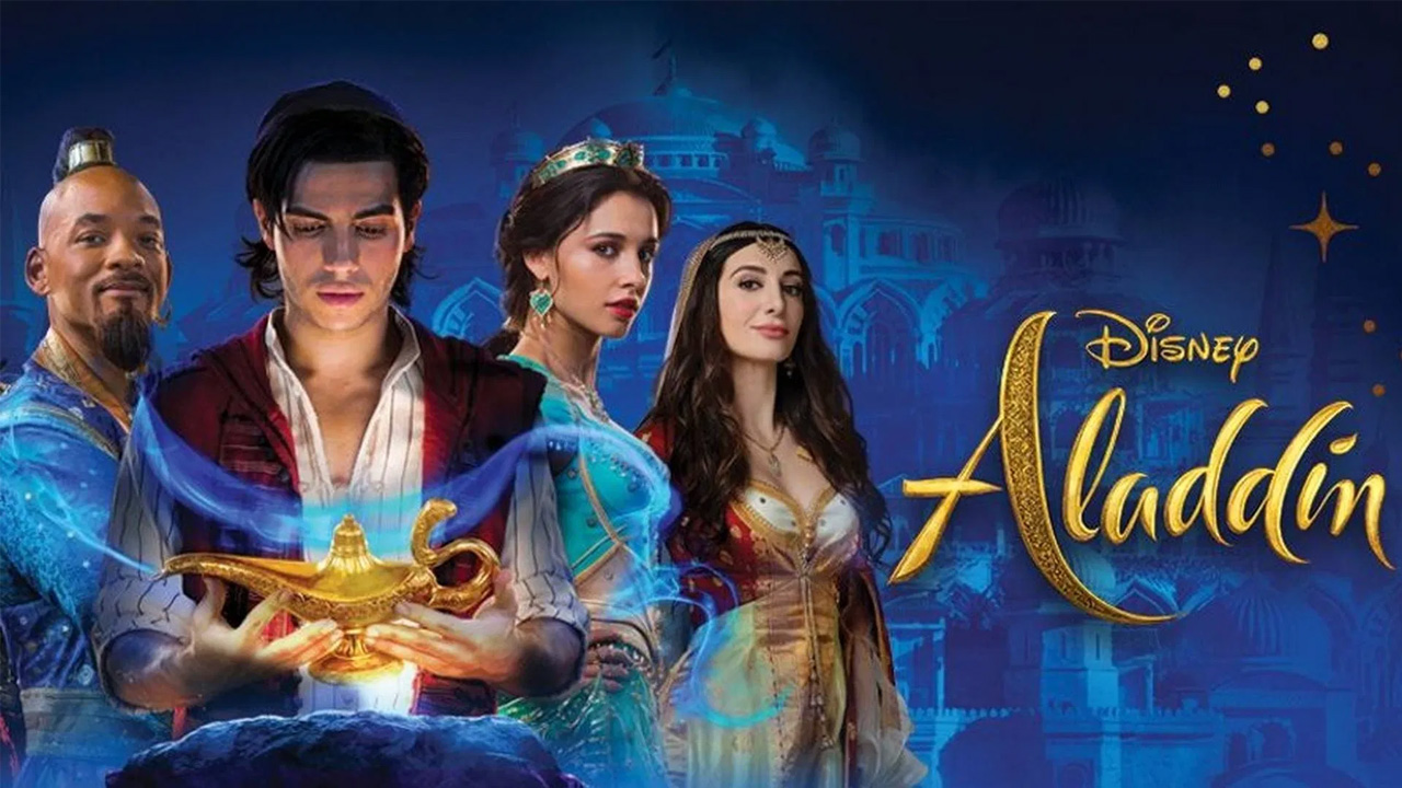 Aladdin - Gladstone Cinema Club