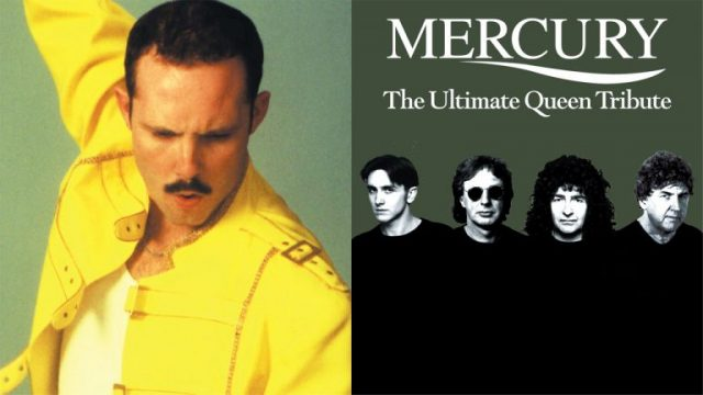 Mercury - The World's Leading 'Queen' Tribute Band
