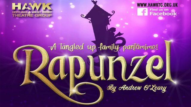 Rapunzel - HAWK's Annual Pantomime!