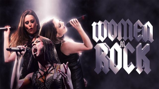 Women in Rock - NEW DATE