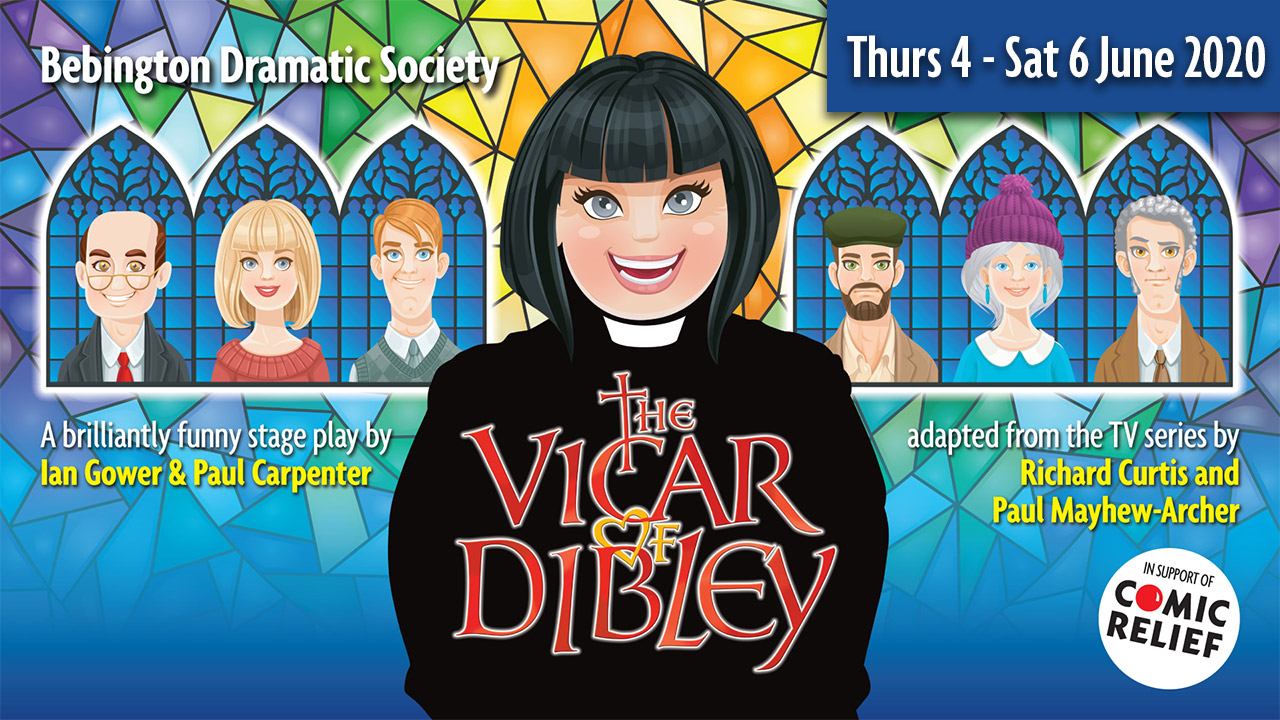 The Vicar of Dibley - Bebington Dramatic Society