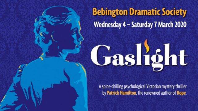 Gaslight - Bebington Dramatic Society