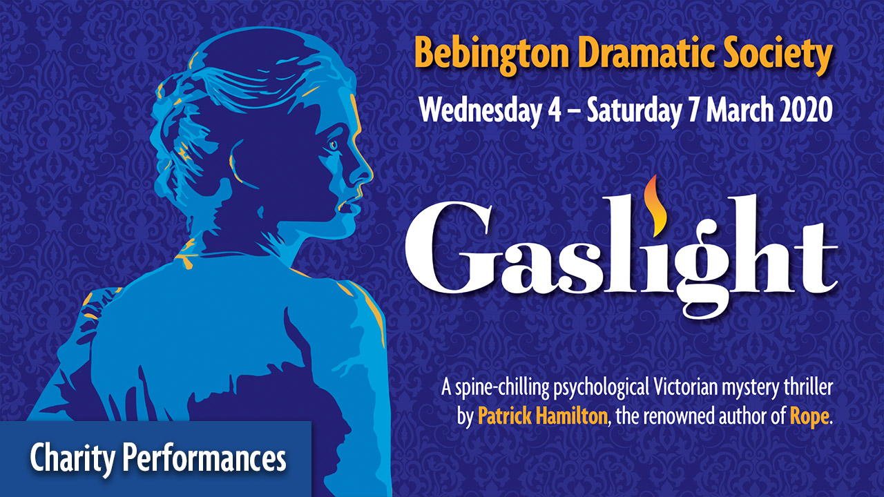 Gaslight - Charity Performance