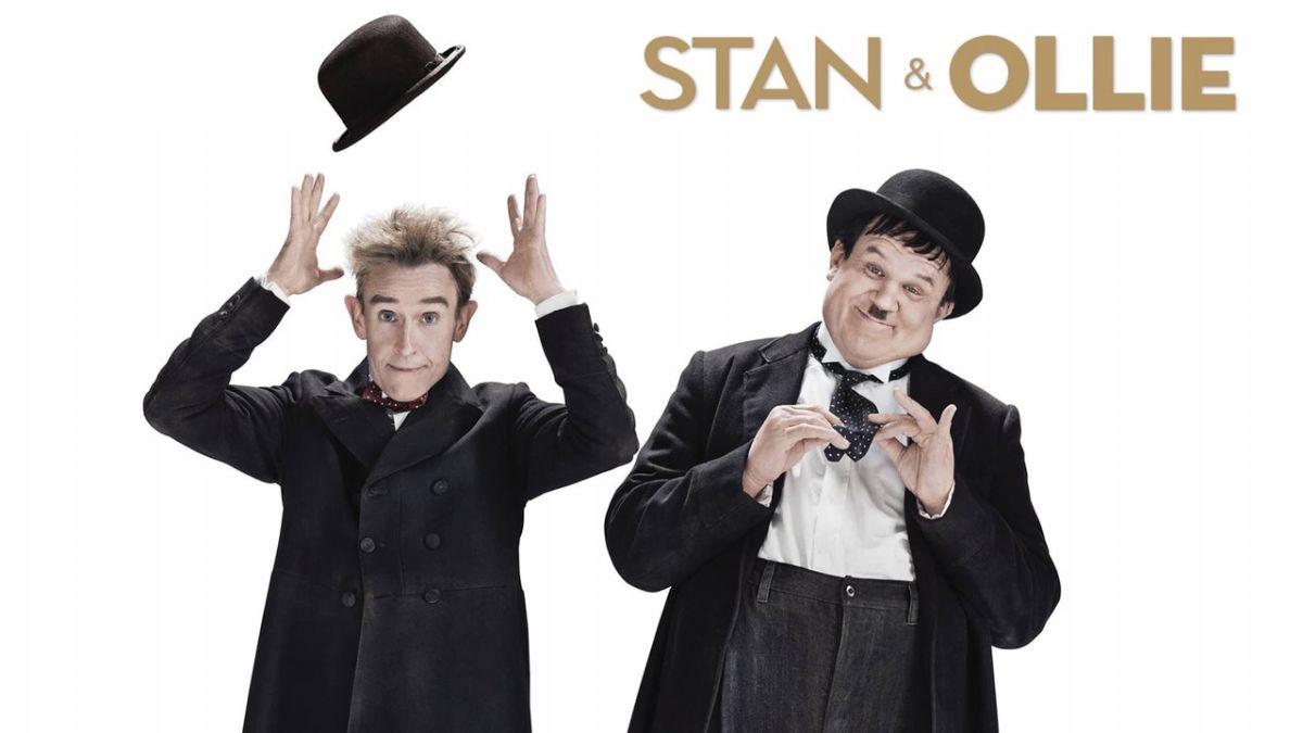Stan & Ollie - Gladstone Cinema Club