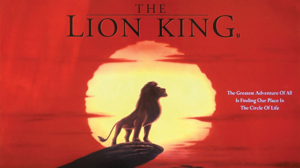 The Lion King (1994) - Gladstone Cinema Club