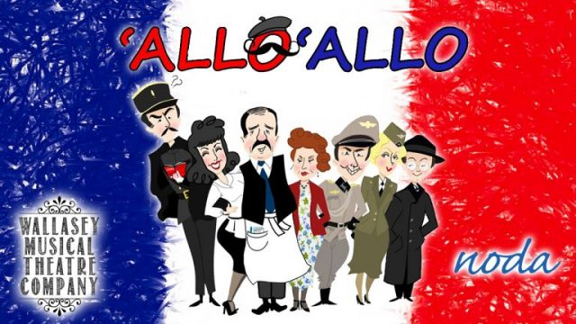 'Allo 'Allo! - NEW DATES