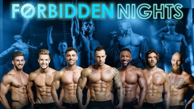Forbidden Nights - NEW DATE