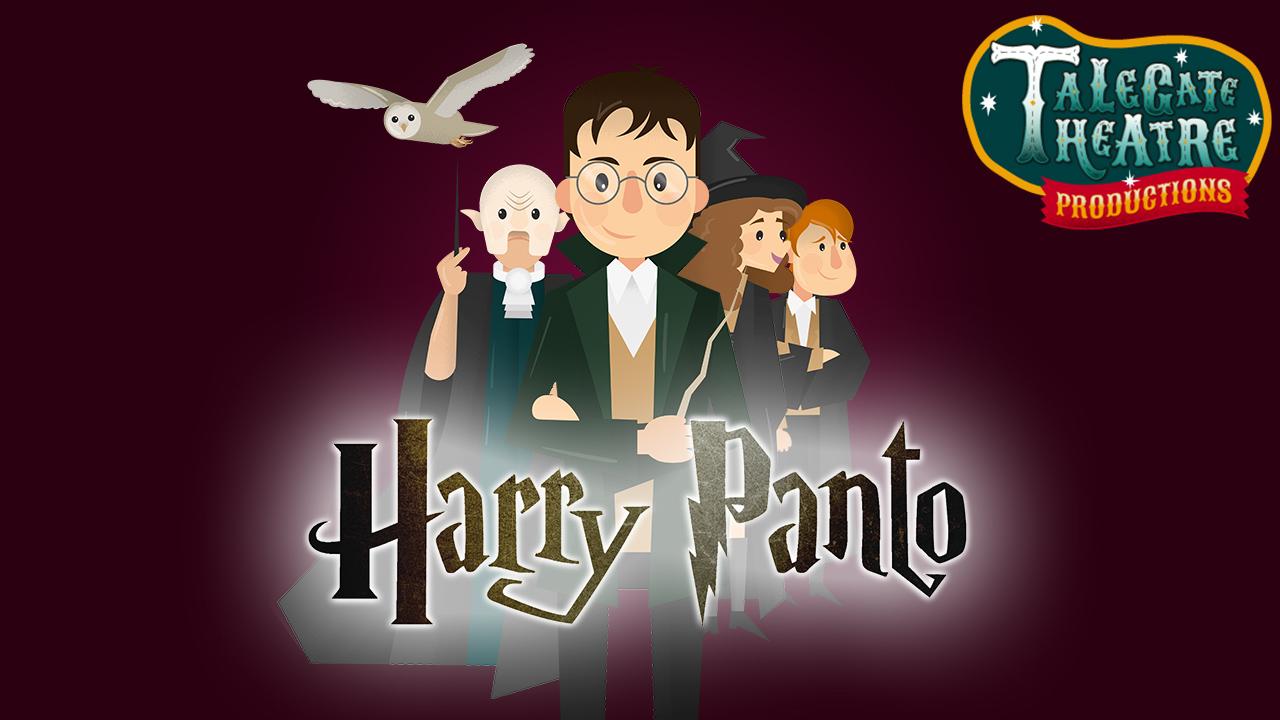 Harry Panto: Return to Frogwarts!
