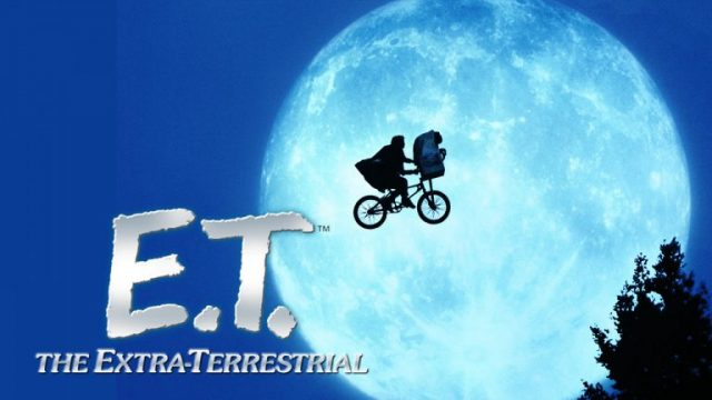 E.T The Extra Terrestrial - Gladstone Cinema Club