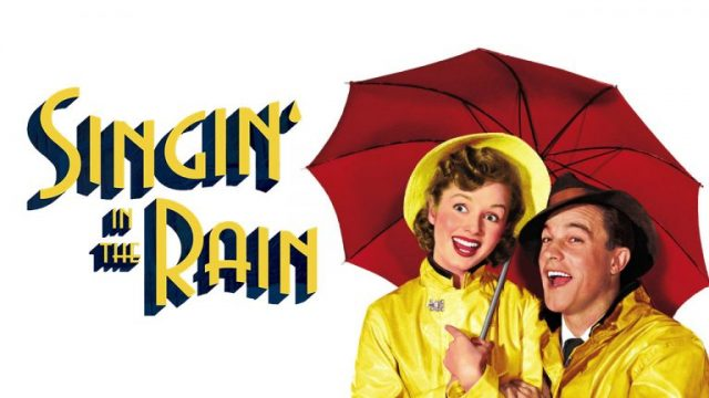 Singin' in the Rain - Gladstone Cinema Club