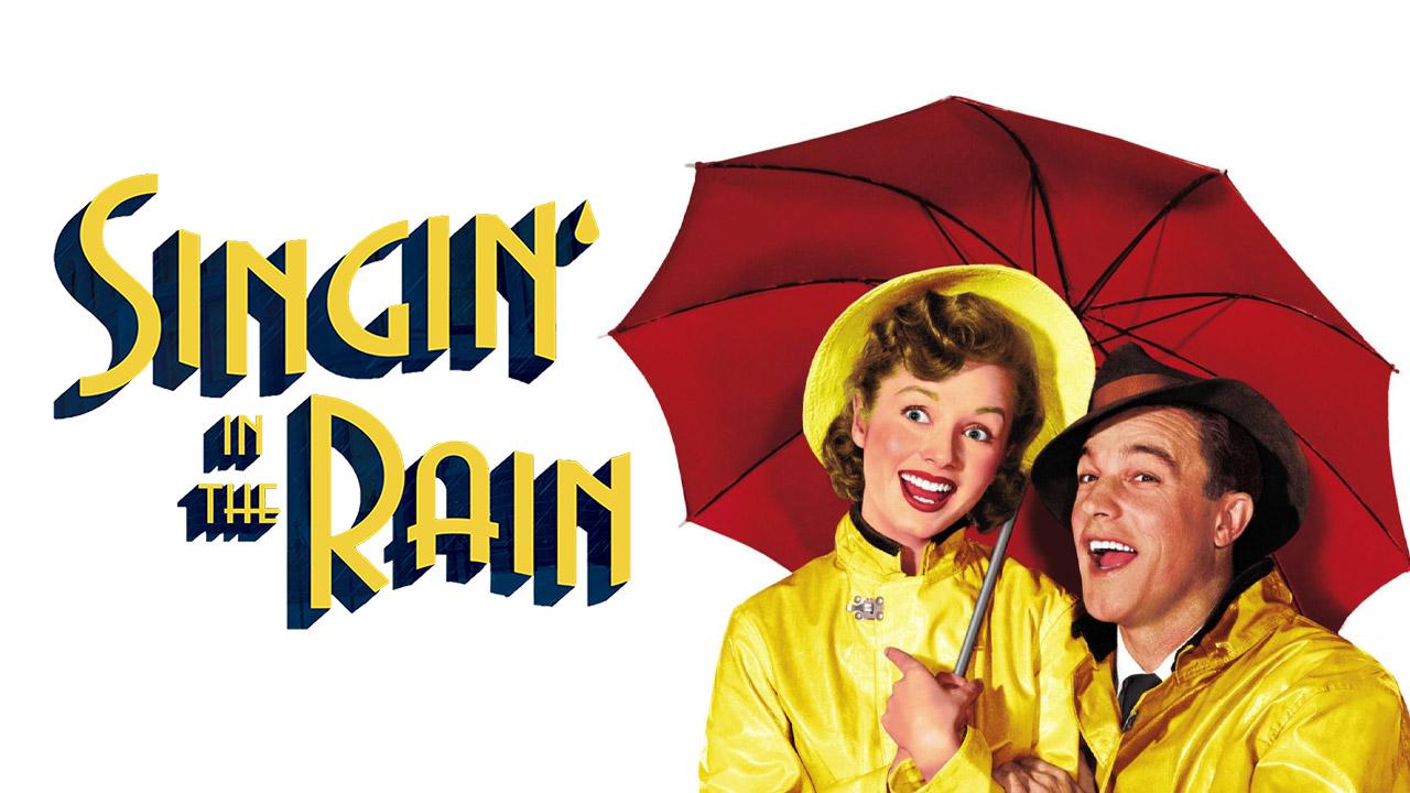 Singin' in the Rain - Gladstone Cinema Club