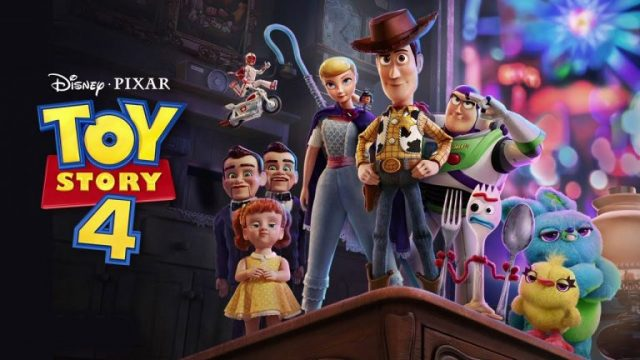 Toy Story 4 - Gladstone Cinema Club NEW DATE