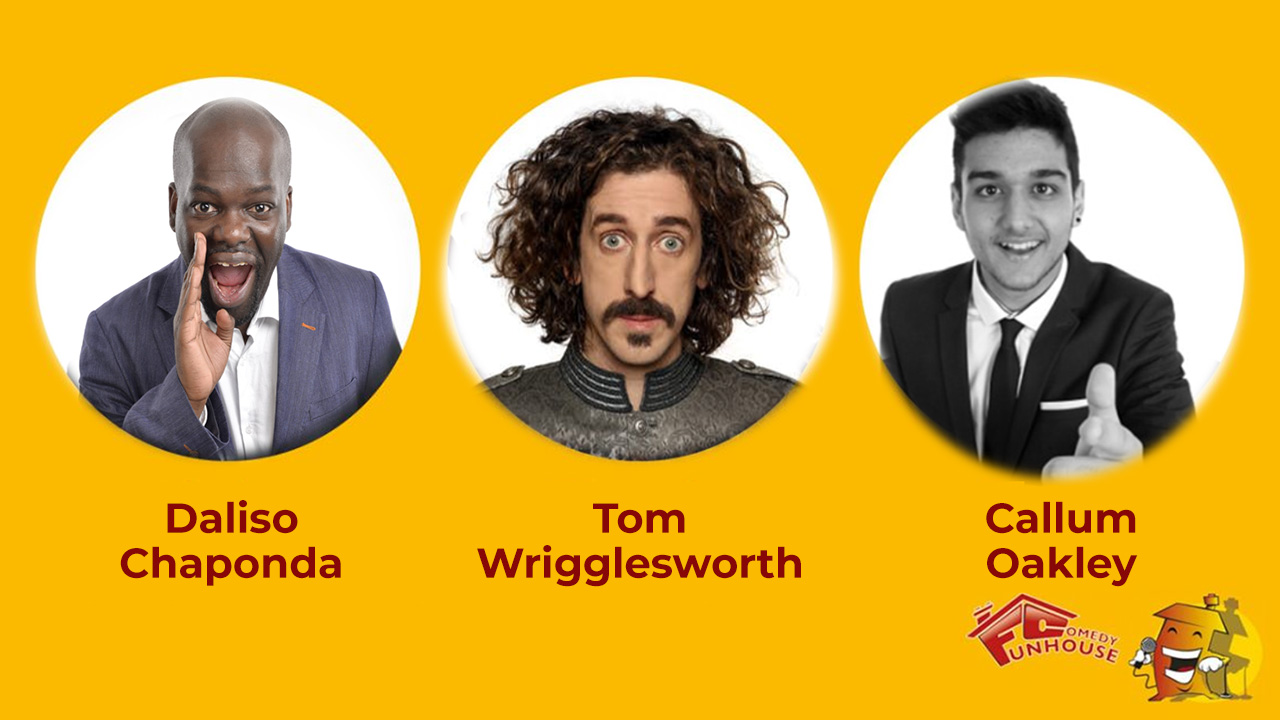 Funhouse Comedy - September 2021
